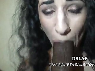French Superhead Arabelle Raphael Multiracial Filthy Fiend All round Facial Cumshot- DSLAF