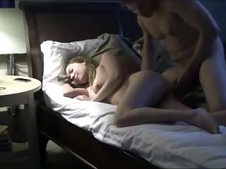 Step-Sister Likes Orgy From Grizzle demand Her Bro WF